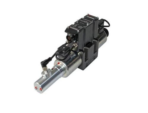 Válvulas proporcionales con electrónica a bordo