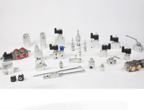 Válvulas y accesorios