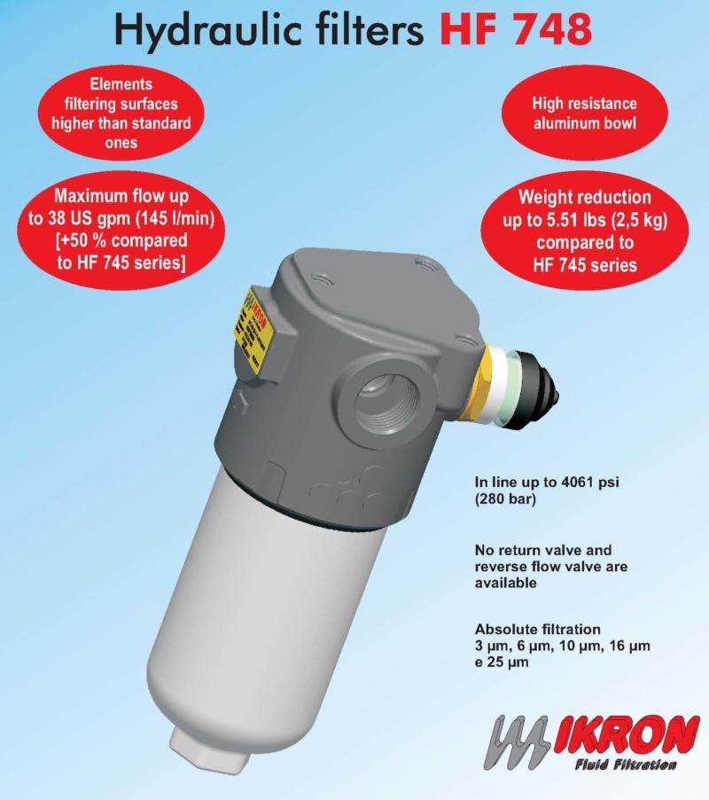 filtros IKRON